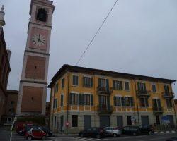 Torre civivca e palazzo comunale Leno